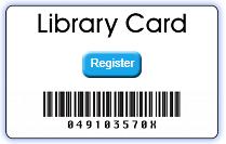 library card button